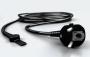 Câble chauffant 12m pour déneigement de gouttière avec thermosta